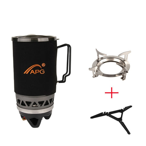 1400 ml Portable Camping Gas Burner