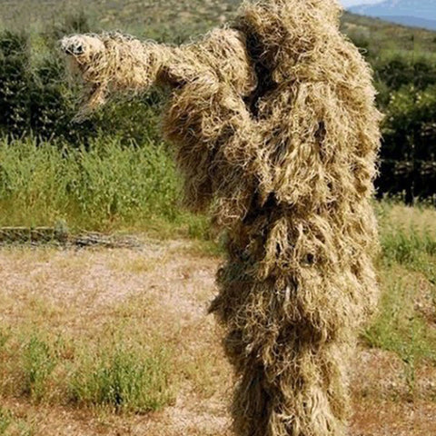 Tactical Ghillie Suit