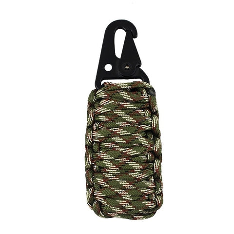 Outdoor Paracord Survival Kit