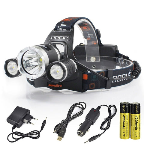 RJ-5000 Outdoor Headlight / Headlamp
