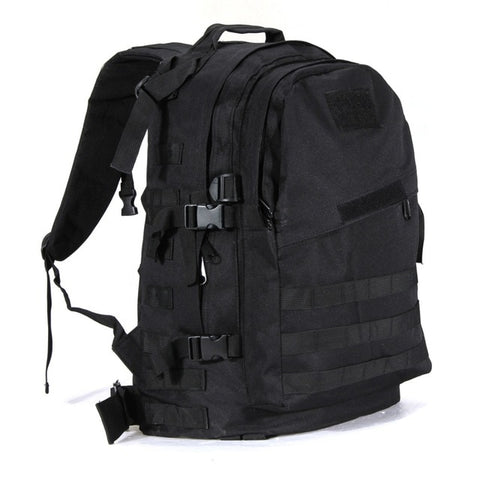 55L Outdoor Molle Military Tactical Backpack