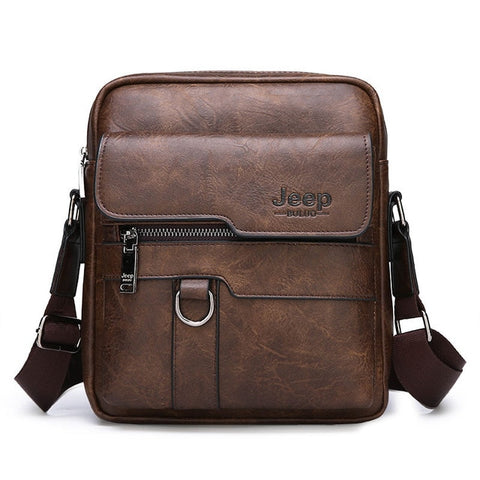 Crossbody Split Leather Bag