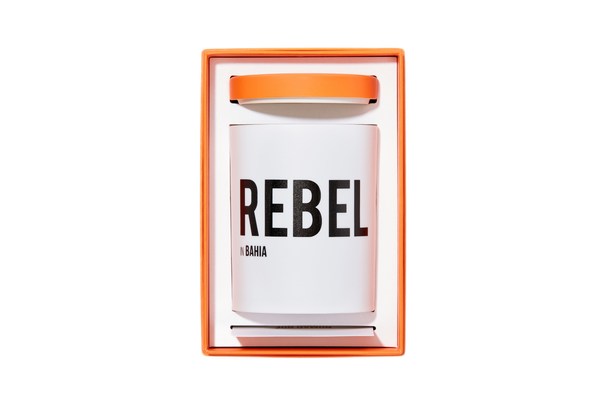 REBEL IN BAHIA - Neroli & Incense Candle