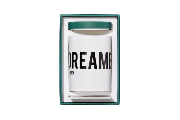 DREAMER IN LONDON - Cedarwood & Vanilla candle