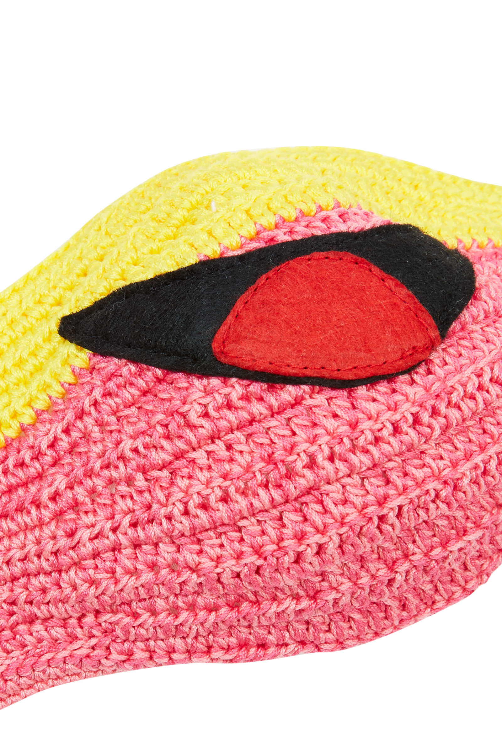 Mira Mikati Knitted Mask