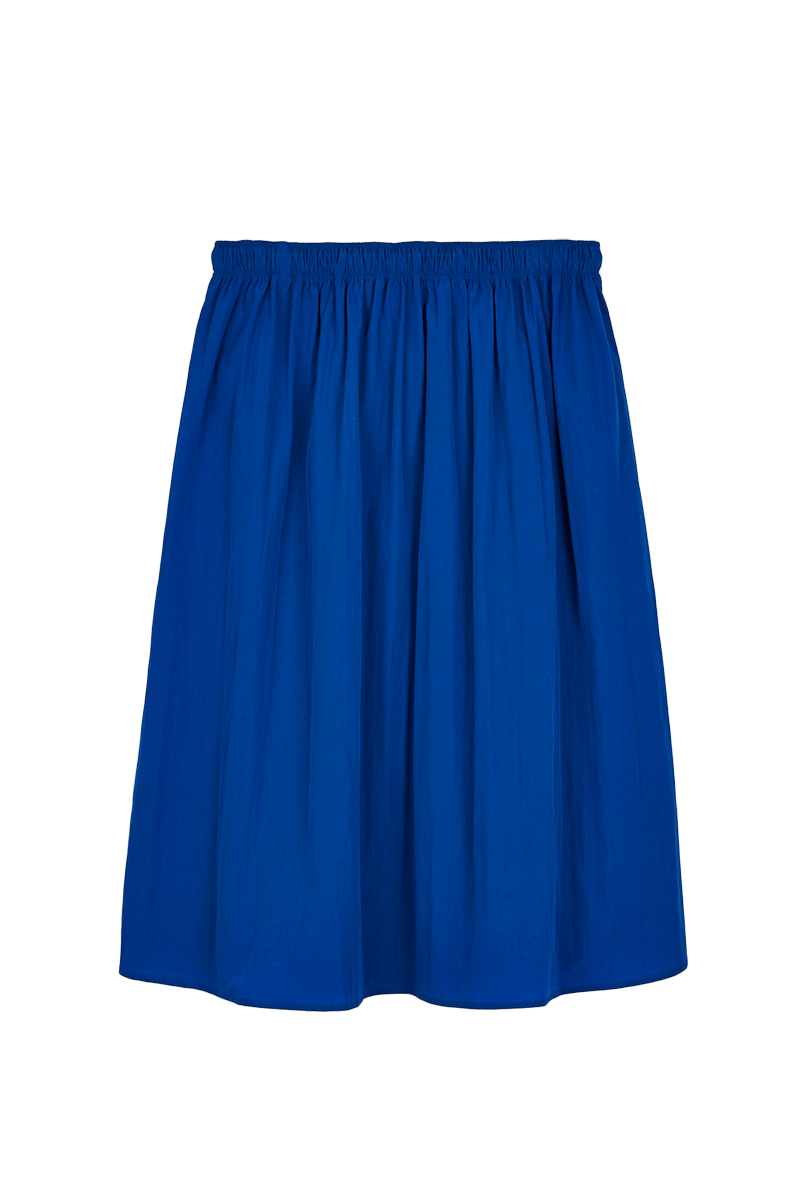 Daisy Snap Side Midi Skirt