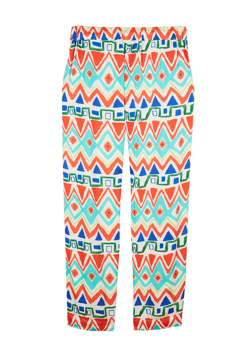 Geometric Tribal Pyjama Trousers