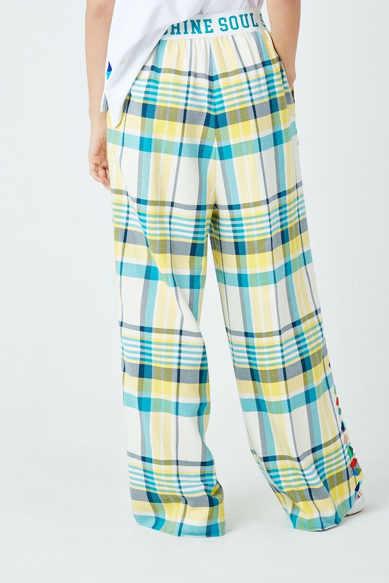 Check Sunshine Soul Trousers