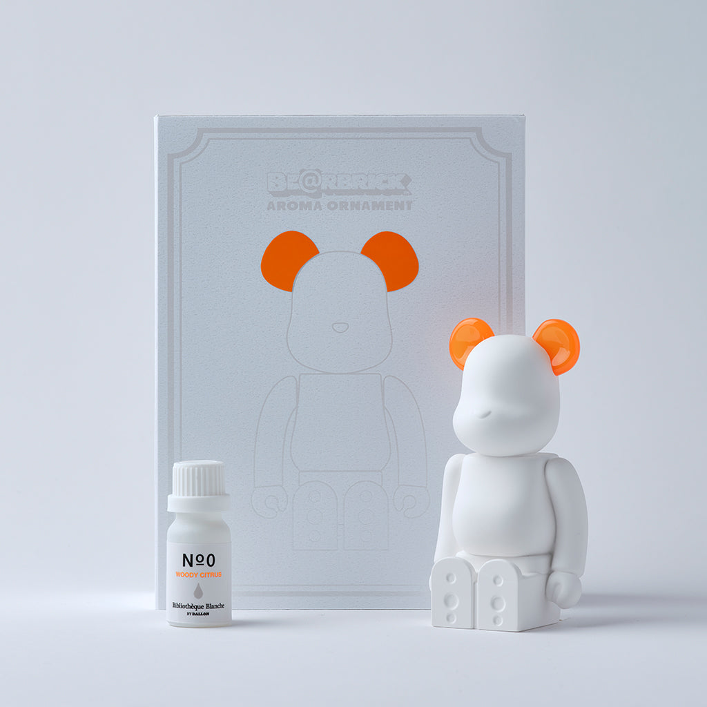 BE@RBRICK AROMA ORNAMENT ORANGE