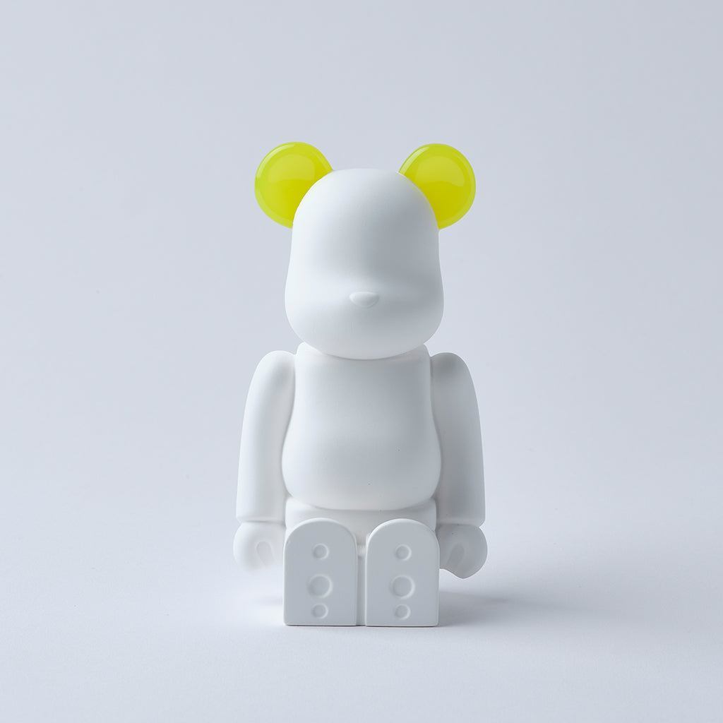 BE@RBRICK AROMA ORNAMENT YELLOW