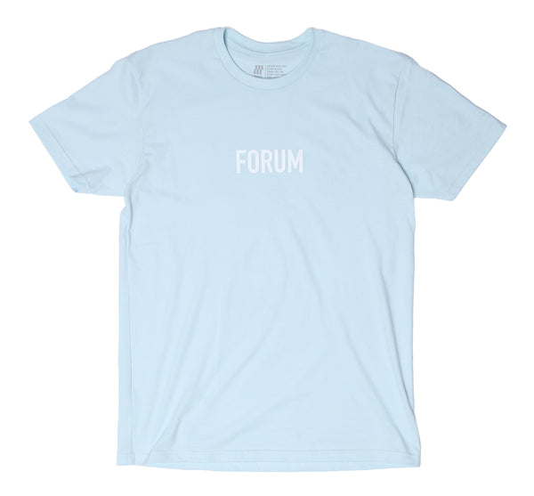 Forum Glitch Tee (Blue)