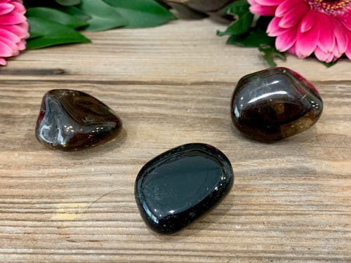 Smoky Quartz Tumbled Stone