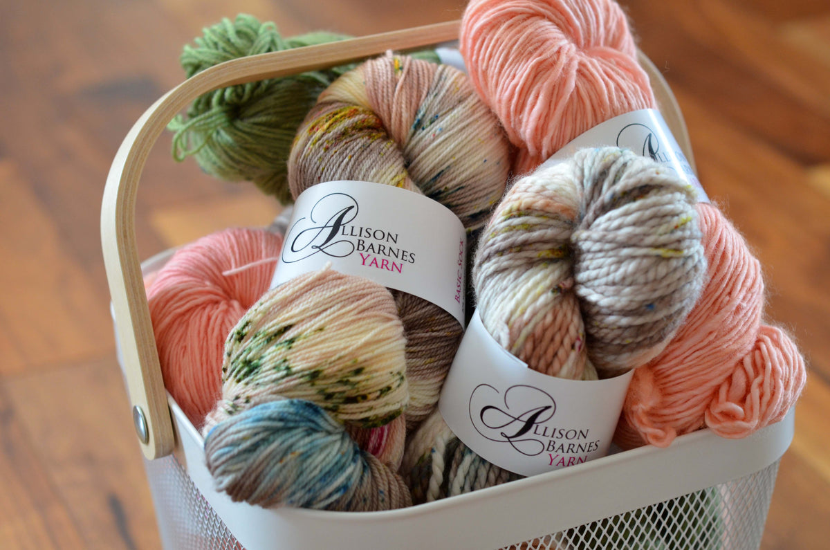 Tips for taming your stash – Allison Barnes Yarn
