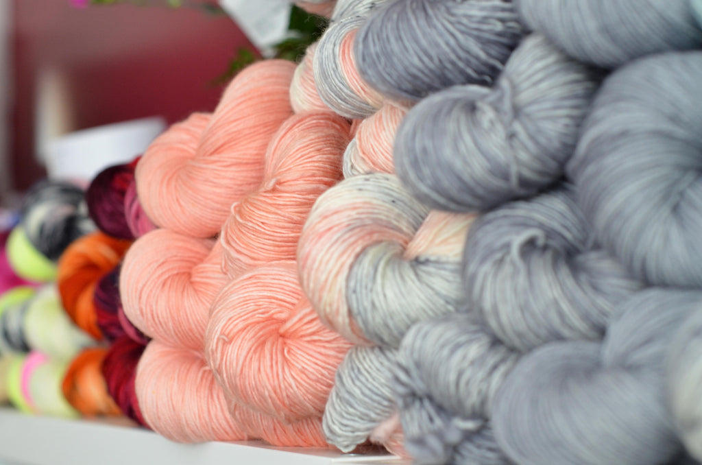 Caring for your handknits