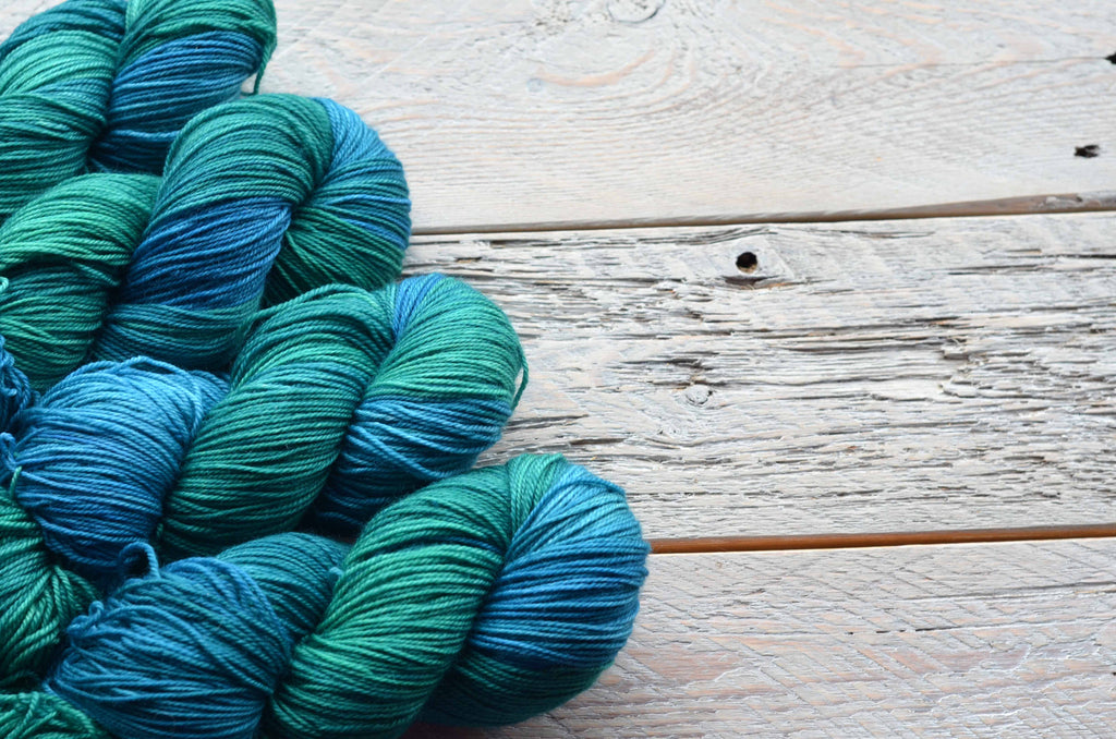 Wool vs. Acrylic Yarn