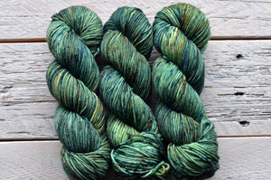 Commune with Nature on Classic Worsted