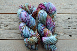 Prairie Mosaic on Classic Worsted