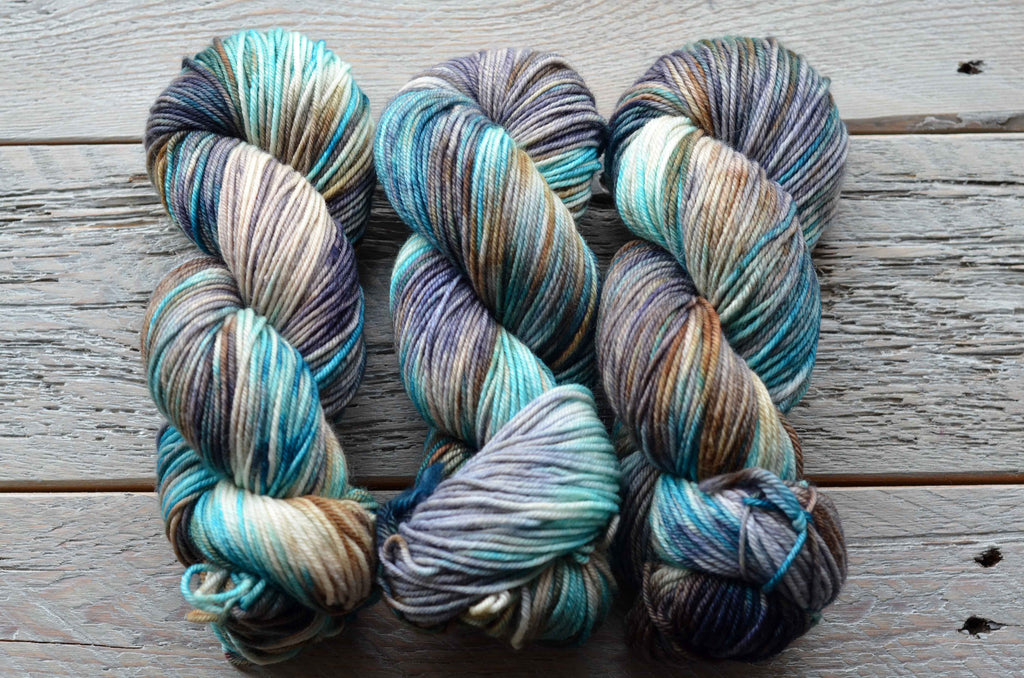 Dirty Cowboy on Classic Worsted
