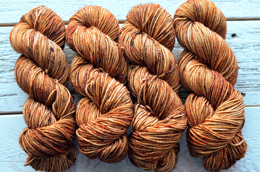 Fistful of Pennies on Classic Worsted