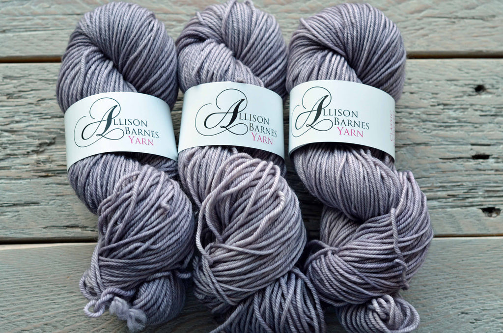 London Fog on Classic Worsted