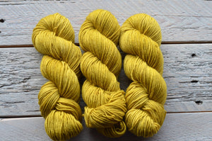 Moss on BFL Worsted