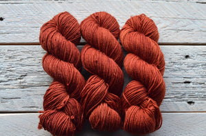 Redwood on BFL Worsted