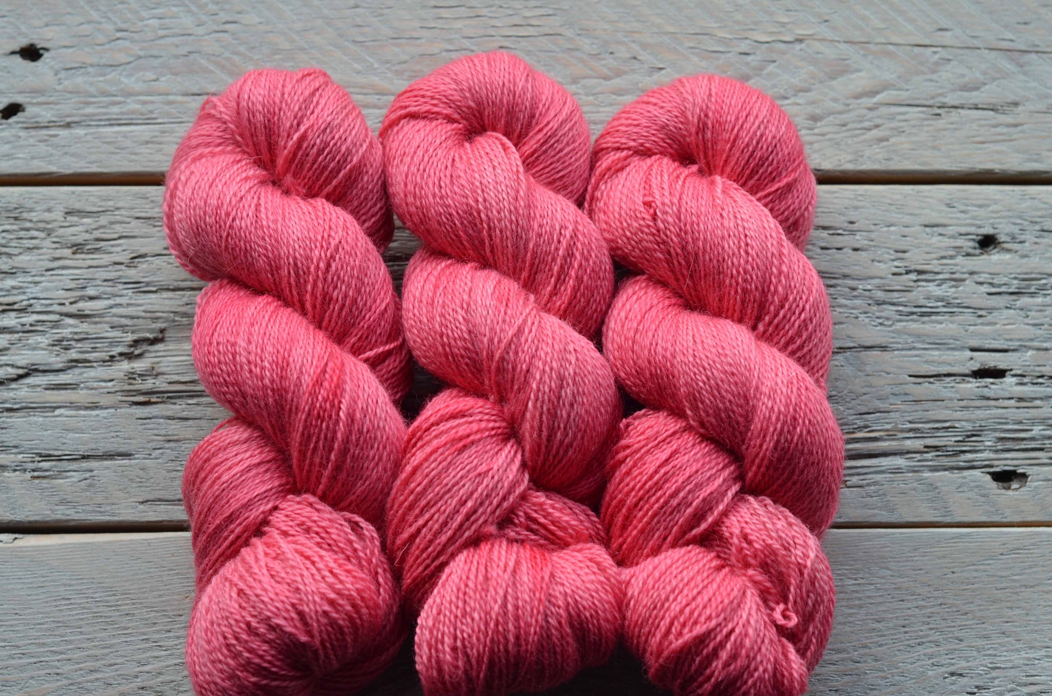 Rosehip on BFL Fingering