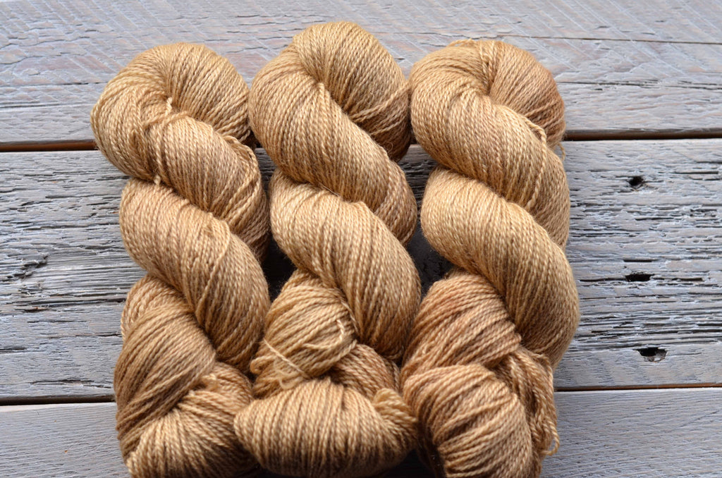 Sand on BFL Fingering