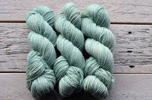 Seafoam on BFL Worsted