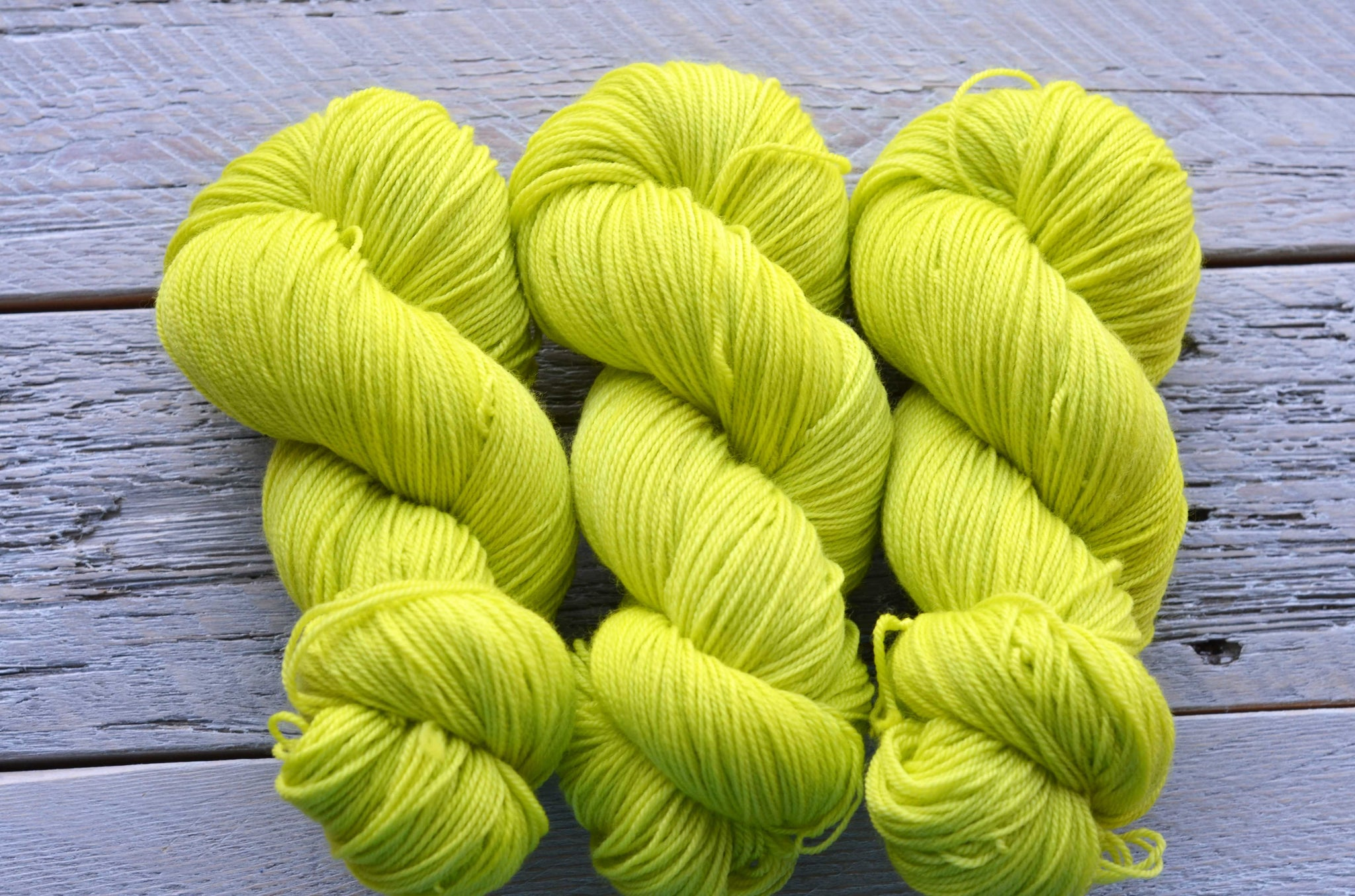 Chartreuse - Dyed to Order