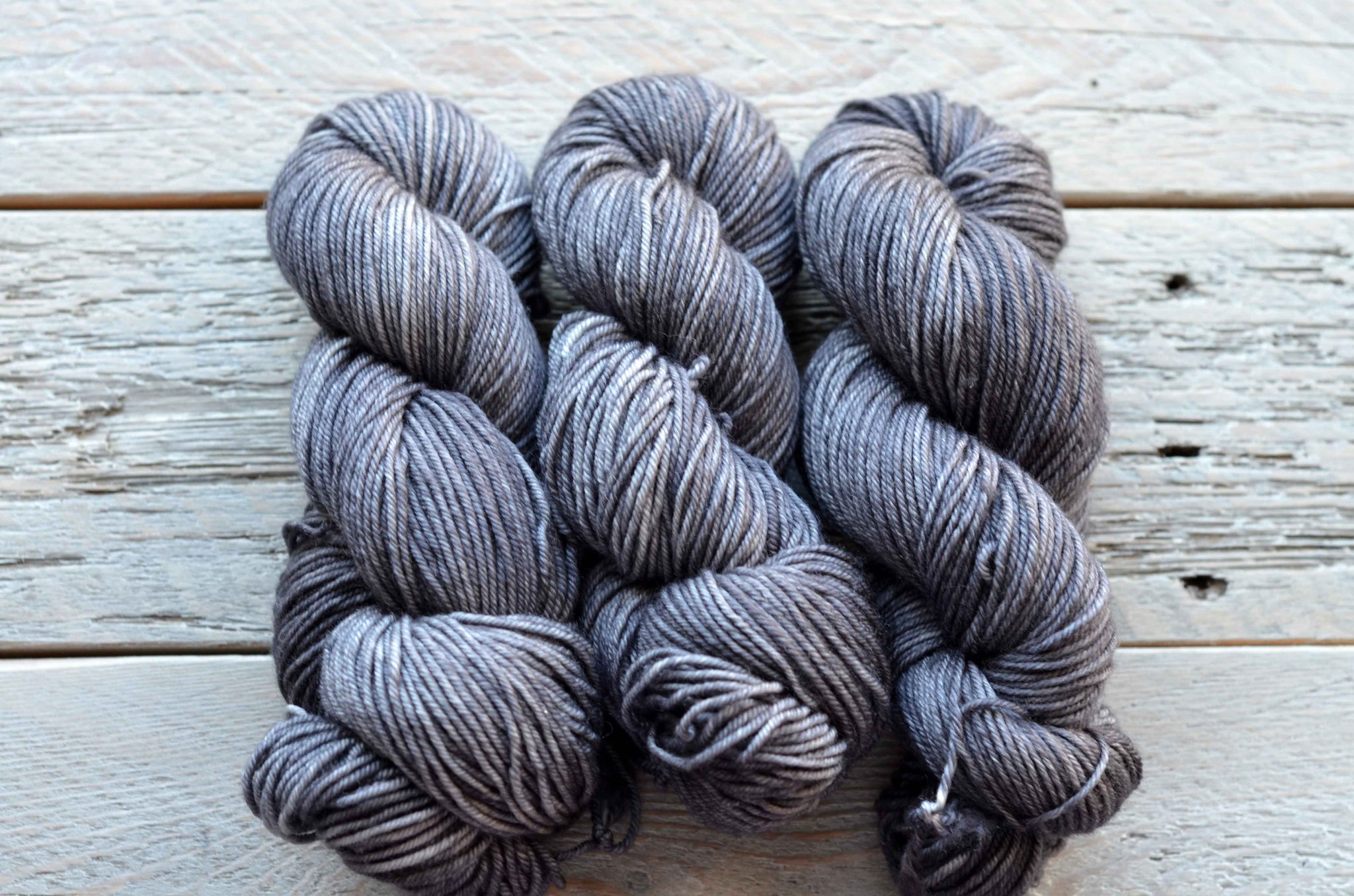 Granite Grey Classic Worsted