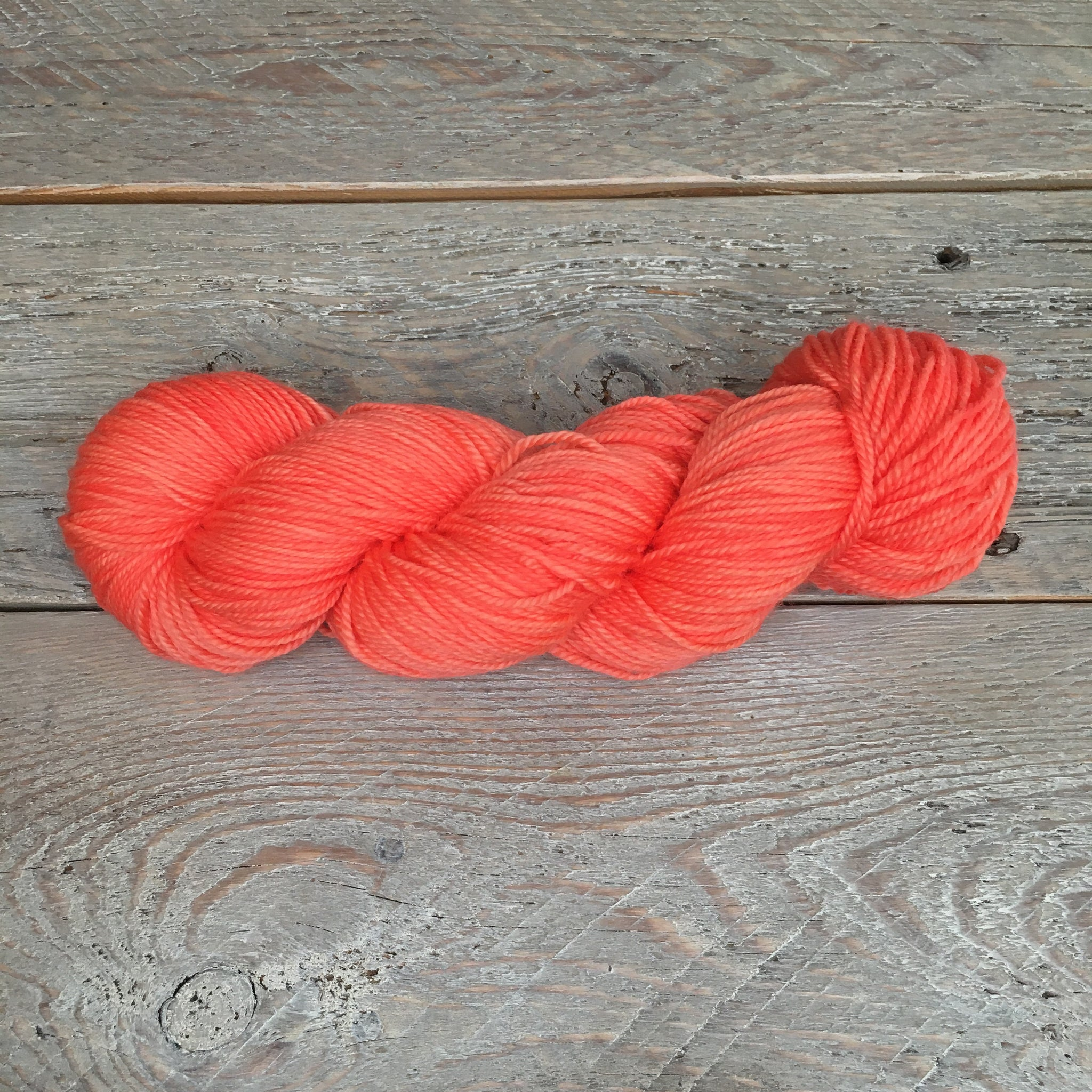 Coral - Dyed to Order