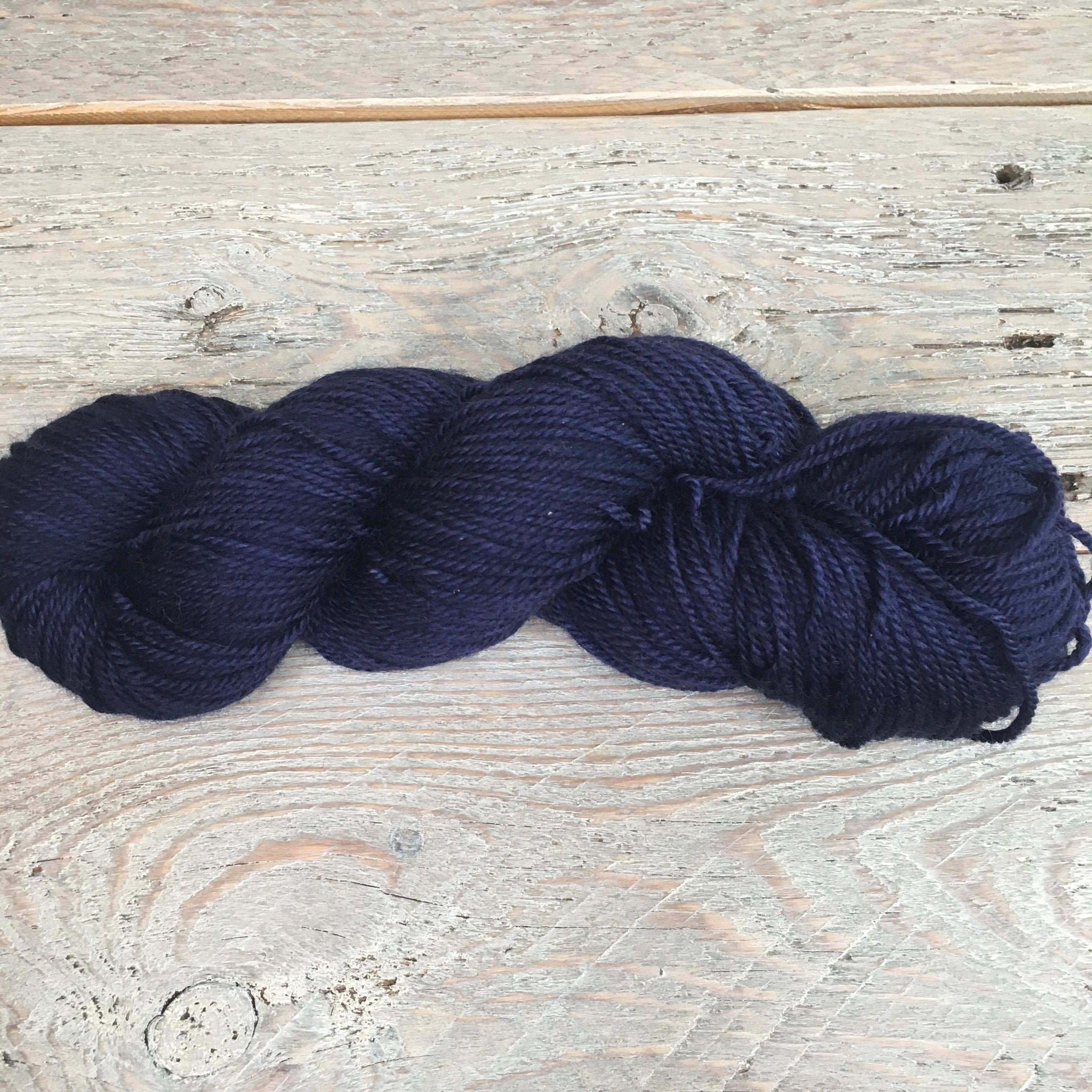 Navy Blue - Dyed to Order