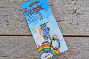 Rainbow Unicorn Scissors - SALE