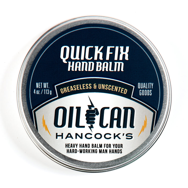 Oil Can Hancock's Quick Fix Hand Balm