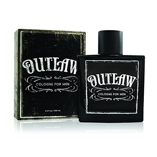 OUTLAW Cologne Spray, 3.4 oz