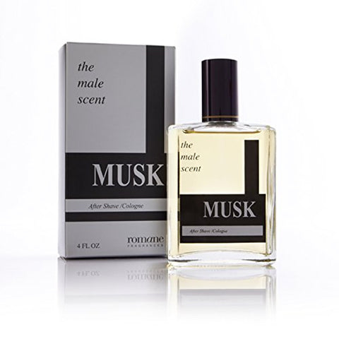 MUSK Cologne Spray, 4 oz