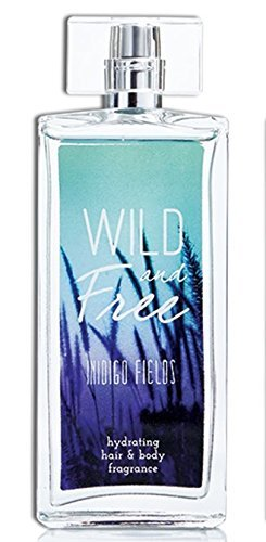 Wild and Free Hydrating Hair & Body Fragrance, 3.4 oz - Indigo Fields