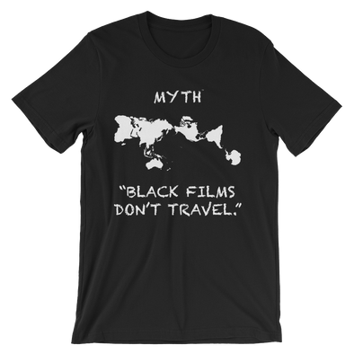 Unisex T-Shirt by Black Films Travel