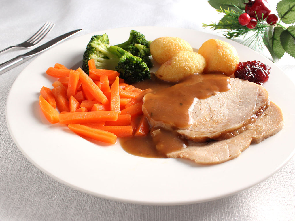 Christmas Roast Turkey Dinner – The Good Meal Co