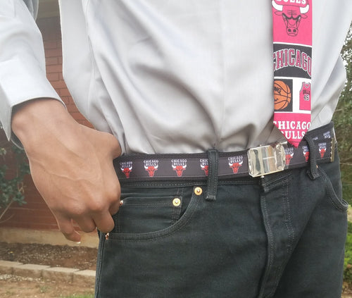 Chicago Bulls Belt - SweetLooks Collection