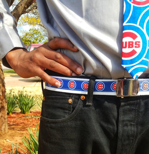 Chicago Cubs Belt - SweetLooks Collection
