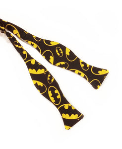 Batman Bow Ties and Hair Bows - SweetLooks Collection
