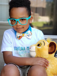 Lion King Bow Ties and Hair Bows - SweetLooks Collection