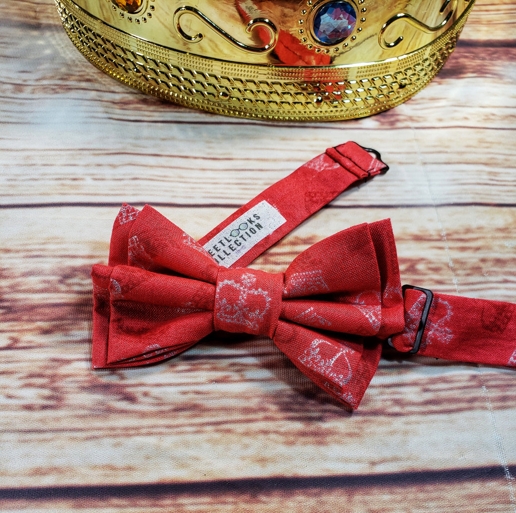 Crown Bow Ties and Hair Bows - Dapper Xpressions