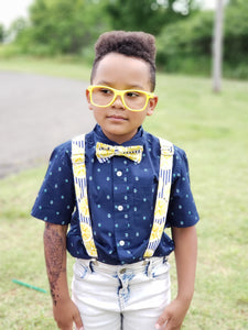 Lemon Suspenders By SweetLooks Collection - SweetLooks Collection