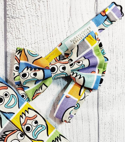 Forky Bow Ties and Hair Bows - SweetLooks Collection