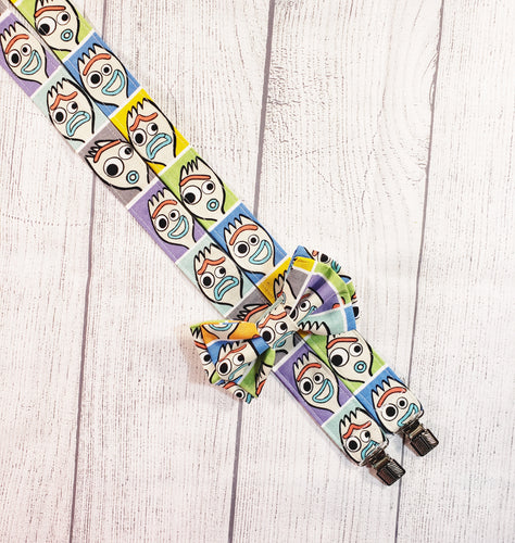 Forky Suspenders - SweetLooks Collection