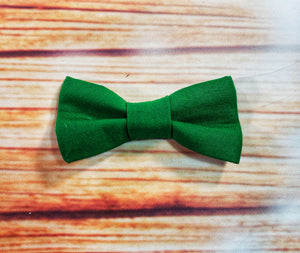 Solid Colors Pet Bow Tie By SweetLooks Collection - SweetLooks Collection