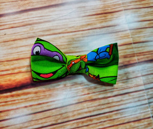 Teenage Mutant Ninja Turtles Pet Bow Tie By SweetLooks Collection - SweetLooks Collection